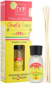 THD Home Fragrances Citronella Essence Aroma Diffuser With Refill 100 ml