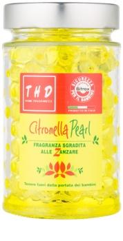 THD Home Fragrances Citronella Pearl perlas aromáticas 280 ml