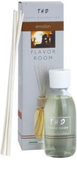 THD Diffusore THD Emotion diffuseur d'huiles essentielles avec recharge 200 ml