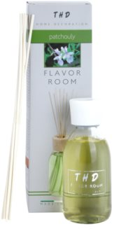 THD Diffusore THD Patchouly Aroma Diffuser mit Füllung 200 ml