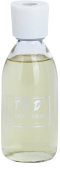 THD Diffusore  Sandalo e Bergamotto diffuseur d'huiles essentielles avec recharge 200 ml