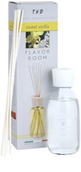 THD Diffusore THD Sweet Vanilla aroma difuzor cu rezervã 200 ml
