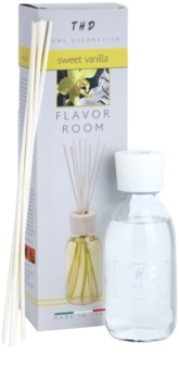 THD Diffusore THD Sweet Vanilla diffuseur d'huiles essentielles avec recharge 200 ml