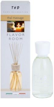 THD Diffusore THD Thai Massage aróma difúzor s náplňou 200 ml