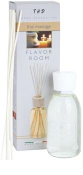 THD Diffusore THD Thai Massage aroma diffúzor töltelékkel 200 ml