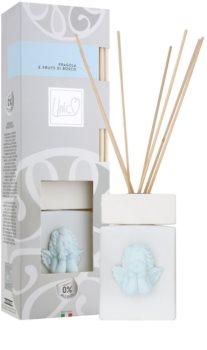 THD Diffusore Baby Celeste Fragola & Frutti Di Bosco dyfuzor zapachowy z napełnieniem 200 ml