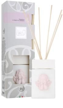 THD Diffusore Baby Rosa Fragola & Frutti Di Bosco Aroma Diffuser mit Nachfüllung 200 ml