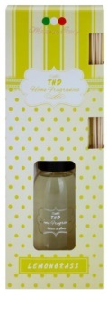 THD Home Fragrances Lemongrass aroma diffúzor töltelékkel 100 ml