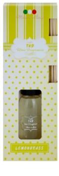 THD Home Fragrances Lemongrass dyfuzor zapachowy z napełnieniem 100 ml