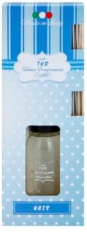 THD Home Fragrances Noir aroma diffúzor töltelékkel 100 ml