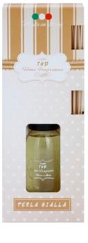 THD Home Fragrances Perla Gialla aroma Diffuser met navulling 100 ml