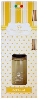 THD Home Fragrances Vanilla aромадифузор з наповненням 100 мл