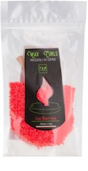 THD Wax Curls Ice Berries ceară pentru aromatizator 100 g