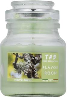 THD Candela Profumeta Muschio Bianco Scented Candle 140 g