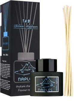 THD Italian Diffuser Naples aróma difúzor s náplňou 100 ml