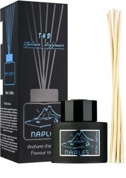 THD Italian Diffuser Naples dyfuzor zapachowy z napełnieniem 100 ml