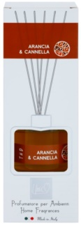 THD Platinum Collection Arancia & Cannella aroma diffúzor töltelékkel 100 ml