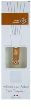 THD Platinum Collection Fresh Vanilla aroma diffúzor töltelékkel 200 ml