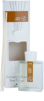 THD Platinum Collection Fresh Vanilla aroma difusor com recarga 200 ml