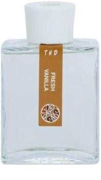THD Platinum Collection Fresh Vanilla dyfuzor zapachowy z napełnieniem 200 ml