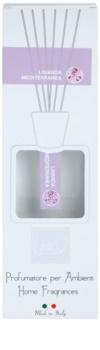 THD Platinum Collection Lavanda Mediterranea aroma diffúzor töltelékkel 200 ml