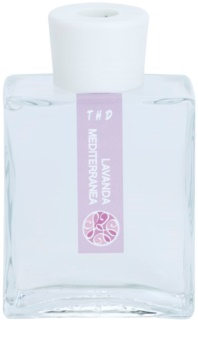 THD Platinum Collection Lavanda Mediterranea Aroma Diffuser With Refill 200 ml