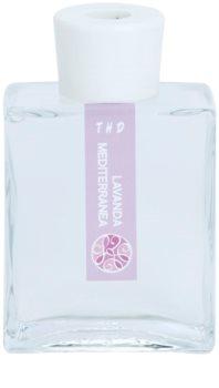 THD Platinum Collection Lavanda Mediterranea Aroma Diffuser With Refill 200 ml