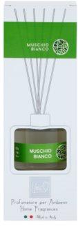 THD Platinum Collection Muschio Bianco Αρωματικός διαχύτης επαναπλήρωσης 100 μλ