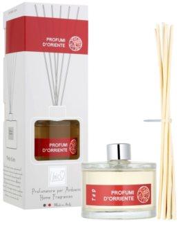 THD Platinum Collection Profumi D'Oriente diffuseur d'huiles essentielles avec recharge 100 ml