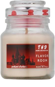 THD Candela Profumeta Profumi D´oriente lumânare parfumată  140 g