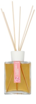 THD Platinum Collection Sandalo E Bergamotto aroma difusor com recarga 200 ml