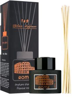 THD Italian Diffuser Rome aroma diffúzor töltelékkel 100 ml