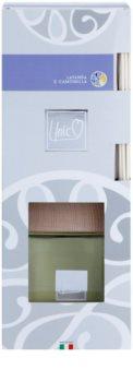 THD Unico Prestige Lavanda e Camomilla aroma diffúzor töltelékkel 500 ml