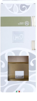 THD Unico Prestige White Bamboo aroma Diffuser met navulling 500 ml