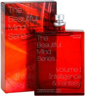 The Beautiful Mind Series Intelligence & Fantasy Eau de Toilette voor Vrouwen  100 ml