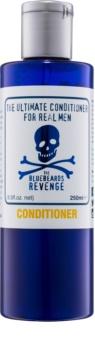 The Bluebeards Revenge Hair & Body condicionador com queratina