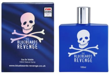 The Bluebeards Revenge The Bluebeards Revenge Eau de Toilette for Men 100 ml