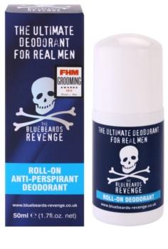 The Bluebeards Revenge Fragrances & Body Sprays antyperspirant roll-on