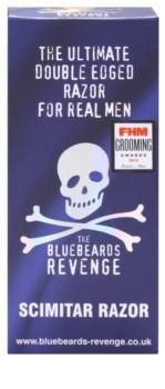 The Bluebeards Revenge Razors & Blades Zwei-Klingen-Rasierer