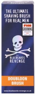 The Bluebeards Revenge Shaving Brushes Doubloon Brush Rasierpinsel
