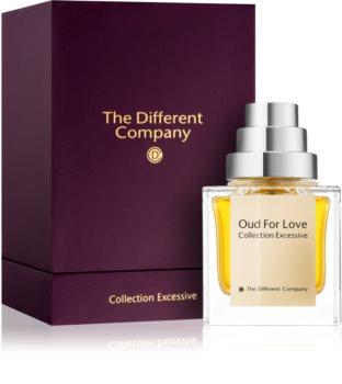 The Different Company Oud For Love eau de parfum unisex 50 ml