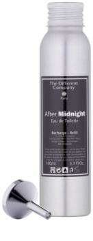 The Different Company After Midnight Eau de Toilette unisex 100 ml Ersatzfüllung