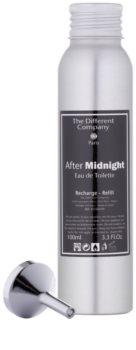 The Different Company After Midnight Eau de Toilette unisex 100 ml Refill