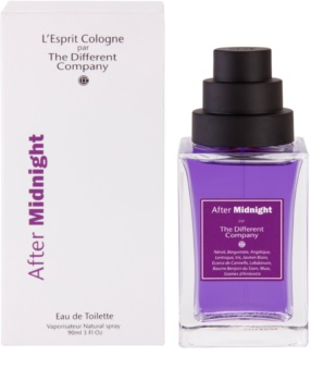 The Different Company After Midnight toaletní voda unisex 90 ml