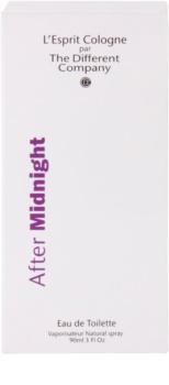 The Different Company After Midnight Eau de Toilette unissexo 90 ml