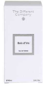 The Different Company Bois d´Iris Eau de Toilette für Damen 90 ml Nachfüllbar