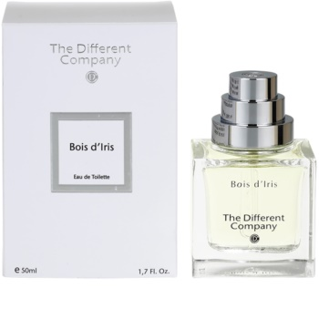 The Different Company Bois d´Iris eau de toilette para mulheres 50 ml