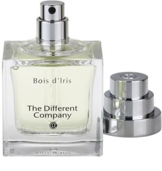 The Different Company Bois d´Iris eau de toilette pour femme 50 ml
