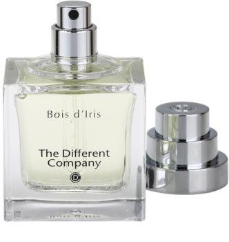The Different Company Bois d´Iris woda toaletowa dla kobiet 50 ml