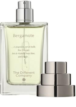 The Different Company Bergamote toaletní voda pro ženy 100 ml plnitelná